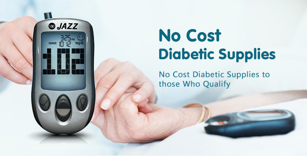Free Diabetic Supplies Banner 1